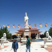Photo taken at Thien Vien Chan Nguyen Buddhist Temple by Amara P. on 5/12/2012