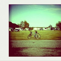 Photo taken at Dunstan Hill Camping and Caravanning Club SIte by Richard H. on 6/1/2012