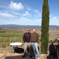 Photo taken at Viansa Winery by Jon David K. on 2/18/2012