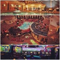 Photo taken at Peppermill Resort Spa Casino by Ryan B. on 8/17/2012