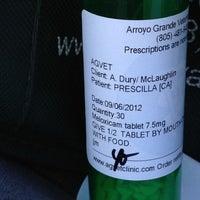 Photo taken at Arroyo Grande Veterinary Hospital by ajdury *. on 9/7/2012