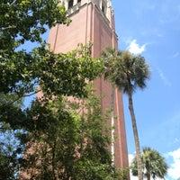 Photo taken at University of Florida by Lauren V. on 8/25/2012