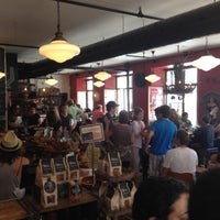 Photo taken at Olive et Gourmando by Matthew B. on 7/25/2012