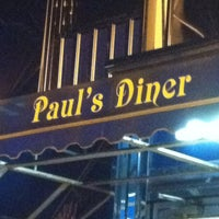 Photo taken at Paul's Family Diner by Rob F. on 8/24/2012