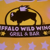 Photo taken at Buffalo Wild Wings by Eric E. on 5/30/2012