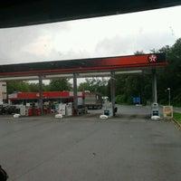 Photo taken at Texaco by Jo V. on 5/31/2012