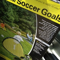 Photo taken at Upper 90 Soccer Store by Alex R. on 6/2/2012