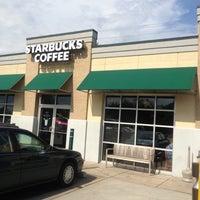 Photo taken at Starbucks by Nick K. on 7/18/2012