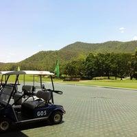 Photo taken at Alpine Golf Resort Chiang Mai by Charmingmoo M. on 5/2/2012