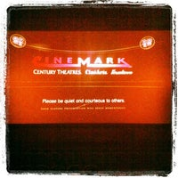 Photo taken at Cinemark Tinseltown USA by Will C. on 5/14/2012