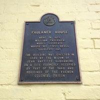 Photo taken at Faulkner House Books by Denise H. on 3/30/2012