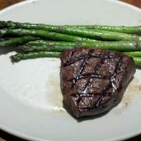 Photo taken at Black Angus Steakhouse by Yumi S. on 5/13/2012
