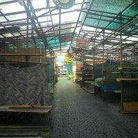 Photo taken at Mercato di Via Sannio by Alessio Z. on 2/12/2012