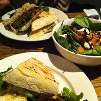 Photo taken at Ruby's Café by Yoni D. on 3/13/2012