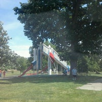 Photo taken at Union Park by Angie L. on 6/11/2012