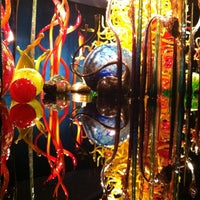 Photo taken at Chihuly Collection by cayla b. on 7/10/2012