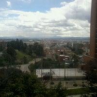 Photo taken at Universidad Manuela Beltrán by Diana G. on 5/23/2012