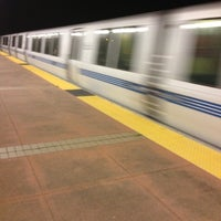 Photo taken at El Cerrito Plaza BART Station by JoJo D. on 2/28/2012
