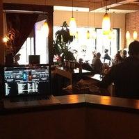 Photo taken at Café Extase by DJ Shane O. on 5/18/2012