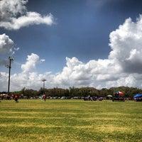 Photo taken at Alamo Sportsplex by Reese L. on 8/26/2012