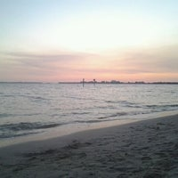 Photo taken at Cape Coral Beach at Yacht Club Community Park by Joshua M. on 3/26/2012