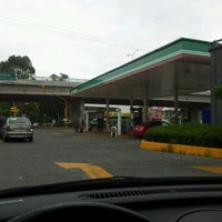 Photo taken at Pemex - Super Servicio Echegaray SA de CV by Jorge M. on 8/18/2012