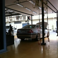 Photo taken at Shine and Clean car care by Kookkik on 6/11/2012