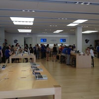 Photo taken at Apple Store, Easton Town Center by Bradley W. on 3/21/2012
