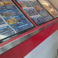 Photo taken at Domino's Pizza by Cassie K. on 3/21/2012