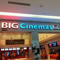 Photo taken at BIG Cinemas by Ikhwan Nizam A. on 6/16/2012