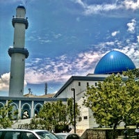 Photo taken at Masjid UNITEN by Щахарул Ануар И. on 2/10/2012