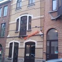 Photo taken at De Frietketel by Marijn W. on 2/23/2012