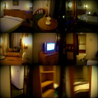 Photo taken at Hotel Kaisar by Laila N. Lubis on 6/23/2012