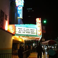 Photo taken at El Rey Theatre by Kevin C. on 4/4/2012