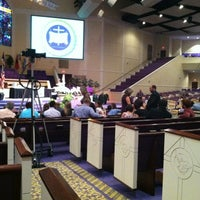 Photo taken at North Cleveland Church of God by Alyssa A. on 5/25/2012