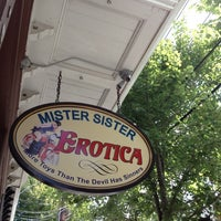 Photo taken at Mister Sister by April N. on 9/3/2012
