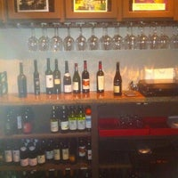 Photo taken at District Wine by frank C. on 2/16/2012