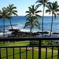 Photo taken at Sheraton Kauai Resort by はま on 9/2/2012