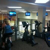 Photo taken at LA Fitness by Wayne C. T. on 7/28/2012