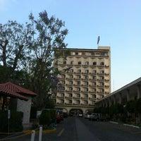 Photo taken at Malibu Hotel by CARLOS G. on 5/1/2012