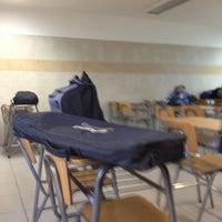 Photo taken at Colegio Hispano-Americano by Pablo J. on 3/8/2012