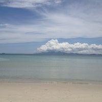 Photo taken at Playa El Paraíso by Mel R. on 5/9/2012