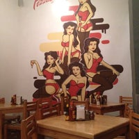 Photo taken at Pizzabrosa by Lu C. on 7/26/2012