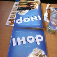 Photo taken at IHOP by Nathan B. on 3/16/2012