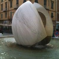 Photo taken at Piazza Garibaldi by Salvatore V. on 3/19/2012