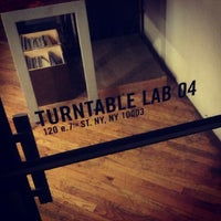 Photo taken at Turntable Lab by Neil A. on 9/9/2012