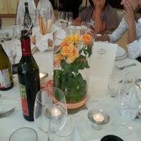 Photo taken at Ristorante Anton by Alessia P. on 9/8/2012