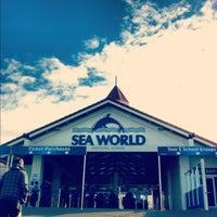 Photo taken at Sea World by YikYang C. on 7/5/2012