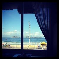 Photo taken at Sol Ipanema Hotel by mcasaverde on 5/18/2012