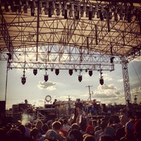 Photo taken at The Stone Pony by Karen D. on 6/23/2012